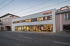 Laden und Bürogebäude in Pfersee