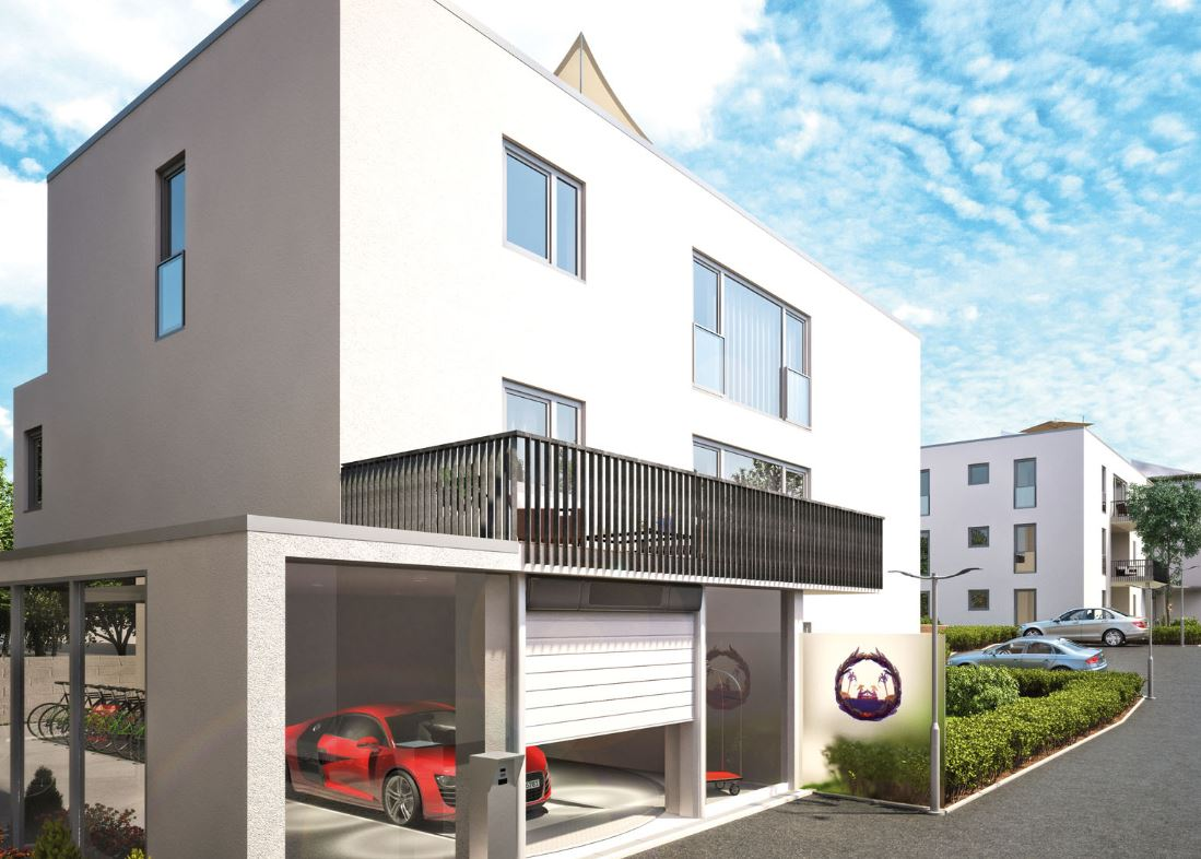 stadtwohnungen im inselgarten fast ausverkauft asset bauen wohnen gmbh. Black Bedroom Furniture Sets. Home Design Ideas