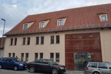 Sanierung eines Geschäftsgebäudes in der Altstadt von Nördlingen
