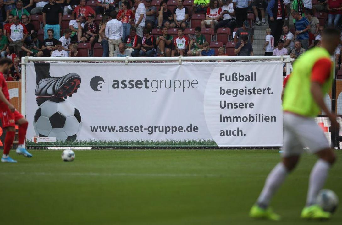 #FCA #FC Augsbrg #asset